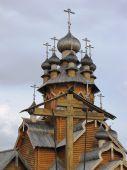 A Wooden Chapel