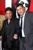 Al Pacino, Steven Bauer at the
