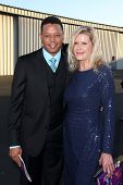 Terrence Howard at The Alfred Mann Foundation's Annual Black-Tie Gala, Hangar 8, Santa Monica, CA 10-16-11
