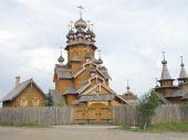 Wooden Settlement