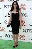 Madeleine Stowe at the 2011 Environmental Media Awards, Warner Bros. Studios, Burbank, CA 10-15-11