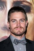 Stephen Amell at the HBO Premiere of