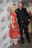 Kirsten Dunst, Udo Kier at the 2011 AFI Fest Special Screening of