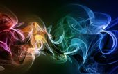 Wisps of color