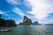 Phang Nga Bay Limestone Karsts
