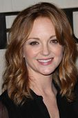 Jayma Mays at the Burberry Body Launch, Burberry, Beverly Hills, CA 10-26-11