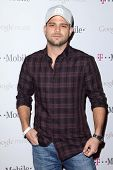 Jerry Ferrara at Google And T-Mobile Celebrate The Launch Of Google Music, Mr. Brainwash Studios, Los Angeles, CA 11-16-11