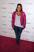 Christina Milian at Google And T-Mobile Celebrate The Launch Of Google Music, Mr. Brainwash Studios, Los Angeles, CA 11-16-11