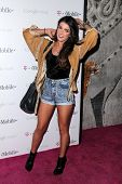 Shenae Grimes at Google And T-Mobile Celebrate The Launch Of Google Music, Mr. Brainwash Studios, Los Angeles, CA 11-16-11