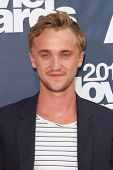 Tom Felton at the 2011 MTV Movie Awards Arrivals, Gibson Amphitheatre, Universal City, CA. 06-05-11