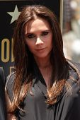 Victoria Beckham at Simon Fuller's induction into the Hollywood Walk of Fame, Hollywood, CA. 05-23-1