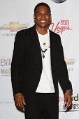 Trey Songz at the 2011 Billboard Music Awards Press Room, MGM Grand Garden Arena, Las Vegas, NV. 05-22-11