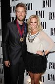 Charles Kelley and Wife at the BMI Pop Music Awards, Beverly Wilshire Four Seasons Hotel, Beverly Hi