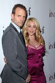Michael Biehn, Jennifer Blanc-Biehn at the ITVFEST Awards Banquet honoring Michael Biehn, Renaissance Hotel, Hollywood, CA. 08-12-11
