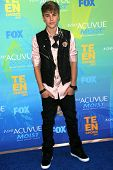 Justin Bieber at the 2011 Teen Choice Awards, Universal Amphitheater, Universal City, CA. 08-07-11