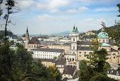 The Historic Center Of Salzburg, Austria