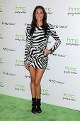 Taylor Cole at the HTC Status Social, Paramount Studios, Hollywood, CA. 07-19-11