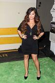 Demi Lovato at the HTC Status Social, Paramount Studios, Hollywood, CA. 07-19-11