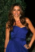 Sofia Vergara at the 63rd Primetime Emmy Awards Performers Nominee Reception, Pacific Design Center,  Los Angeles, CA 09-16-11