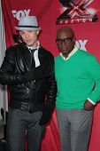 Chris Rene and L.A. Reid at