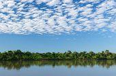 Peruvian Amazonas, Maranon River Landscape