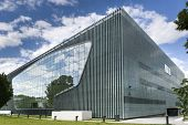 Museum Of The History Of Polish Jews In Warsaw, Poland