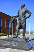 Statue of Sir Samuel Cunard
