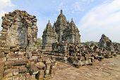 Candi Sewu Buddhist Temple