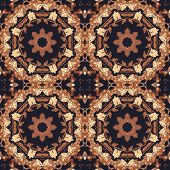 pic of marquetry  - Abstract artistic pattern - JPG