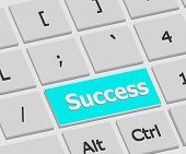 Success Enter Key
