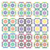 Italian Tile Pattern