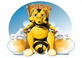 Mr.Fat Bee
