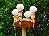 Park Lamppost