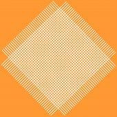 real large orange peel texture