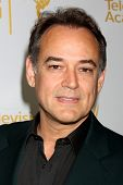LOS ANGELES - JUN 19:  Jon Lindstrom at the ATAS Daytime Emmy Nominees Reception at the London Hotel