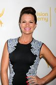 LOS ANGELES - JUN 19:  Melissa Claire Egan at the ATAS Daytime Emmy Nominees Reception at the London