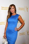 LOS ANGELES - JUN 19:  Sandra Vidal at the ATAS Daytime Emmy Nominees Reception at the London Hotel