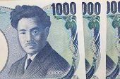 1000 Japanese yen