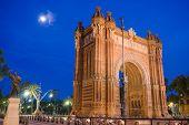 Arc De Triomf , Barcelona, Spain