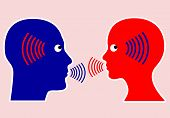 picture of empathy  - Listening closely and mindful with empathy is an important rule - JPG