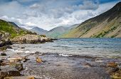 Wast Water, Lake District, Uk