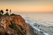 Dawn at Point Vicente
