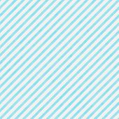 Bright Teal And White Striped Pattern Repeat Background