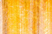 Abstract Striped Yellow And Orange Background