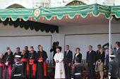 Papa Bento XVI e Presidente Cavaco Silva