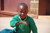 20-08-2014- The Smile Of A Little Girl African-pomerini-tanzania