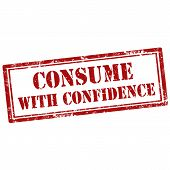 Consume With Confidence-stamp