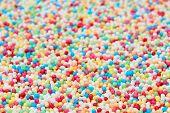 Multicolor Nonpareils