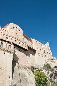 Storic Buildings In Cagliari