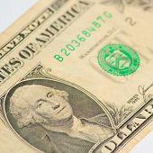 George Washington - One Dollar